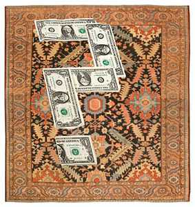 Antique Rug Budget