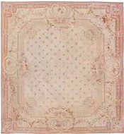 Antique Aubusson carpets nazmiyal1 Antique Rug Styles And Designs