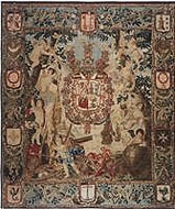 Antique Tapestry Rugs