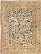 antique khorassan rugs nazmiyal1 Antique Rug Styles And Designs