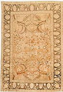 Antique Persian Mashad Rugs