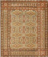 antique senneh rugs nazmiyal1 Antique Rug Styles And Designs