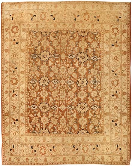 Most Famous Antique Persian Carpet - Tabriz
