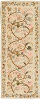Antique Hooked American Rug 2694 Color Details - By Nazmiyal