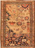 t antique bidjar sampler vagireh rug carpet 428151 Antique Bidjar Persian Sampler Rug 47377
