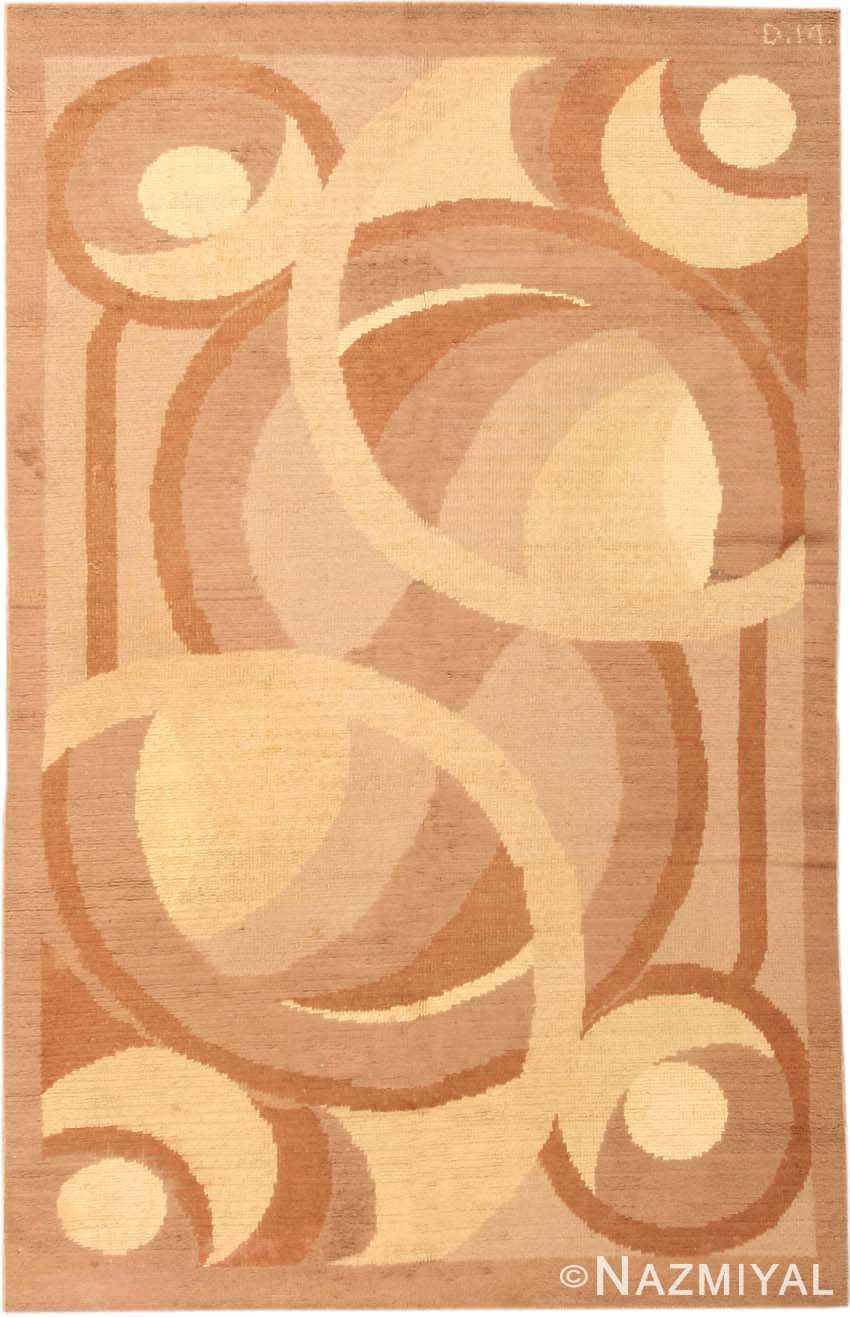 Vintage Deco French Rug by Decoration Interieure Moderne 1845