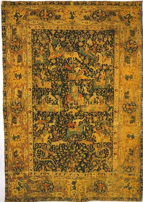 Safavid Rugs About Antique Safavid Carpets By Nazmiyal