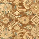 antique sultanabad 41995 Antique Light Blue Persian Sultanabad Carpet 47270
