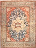 t antique kashan 426243 Rugs By Artists