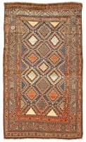 Antique Hamedan Rugs