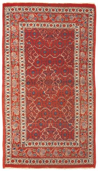 Antique Marbediah Israeli Rug 45258 Main Image - By Nazmiyal