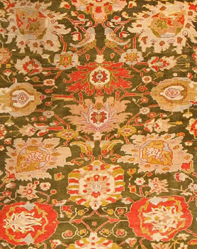 Antique Sultanabad Rugs