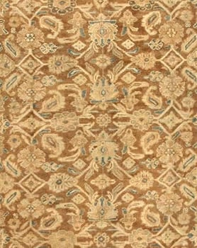 antique sultanabad 419951 room Antique Persian Mahal Gallery Carpet 47298