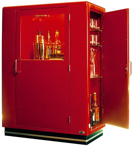 Interior Design and Decor Muller Classic Line Bar Cabinet