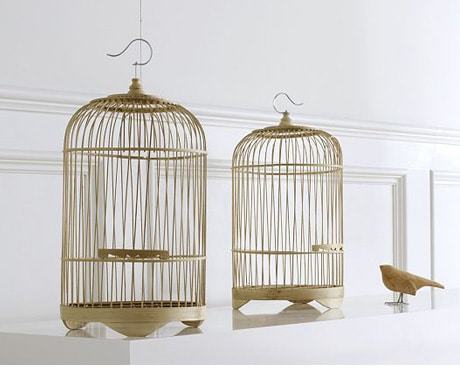 Bamboo Birdcages