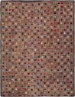 Antique American Rug 46056 Color Detail - By Nazmiyal