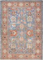 color 46564 Antique Persian Ziegler Sultanabad Rug 46564