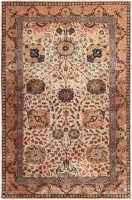 Antique Indian Carpet 46251 Nazmiyal - By Nazmiyal