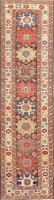 Antique Tribal Caucasian Shirvan Runner 47459 by Nazmiyal - By Nazmiyal