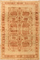 Antique Agra Oriental Rugs 42848 Color Detail - By Nazmiyal