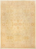 Antique Indian Amritsar Carpet 48001 Color Detail - By Nazmiyal